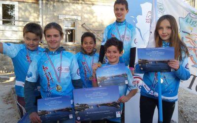 Les Jeunes Franciliens à l'honneur lors du Concours National Éducation Routière 2018