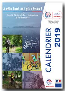 Julien Delmas Calendrier.Calendrier 2019