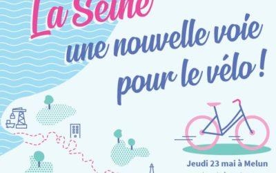 La Seine, une nouvelle voie pour le vélo !